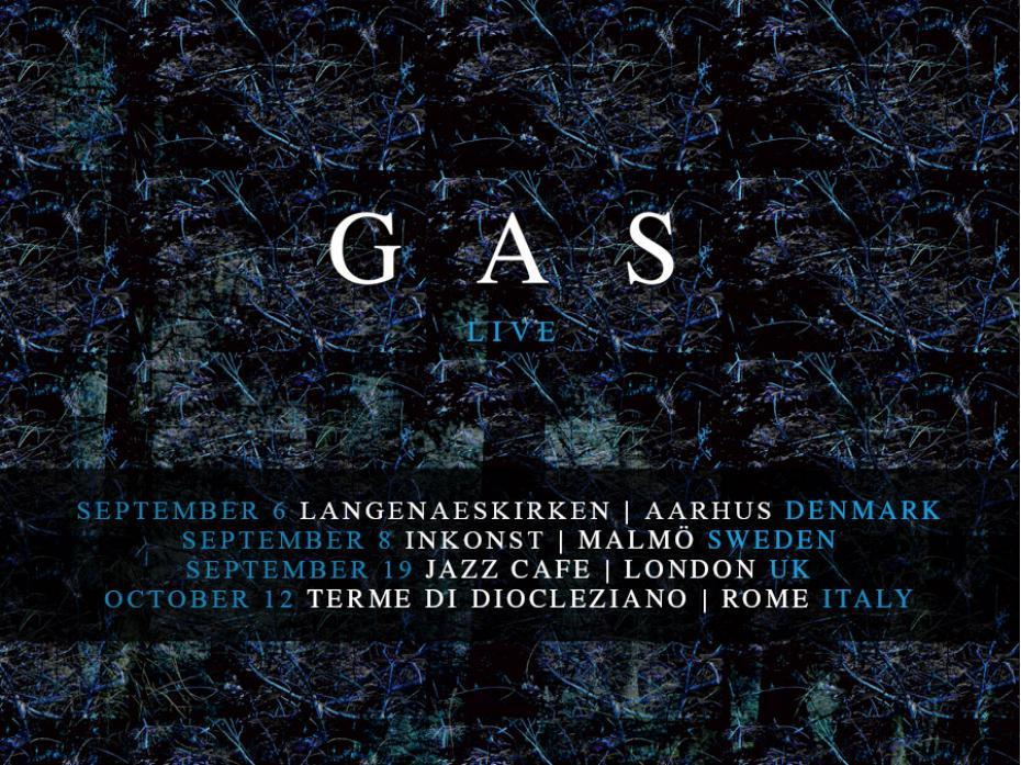 GAS - LIVE