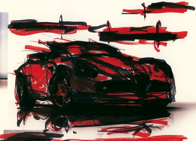 Auto Galerie Wolfgang Voigt Digitaldruck Auf Leinwand